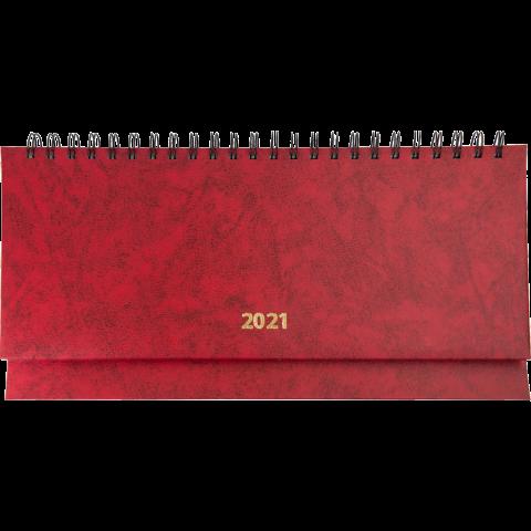Планинг 2021 датированный BASE красный