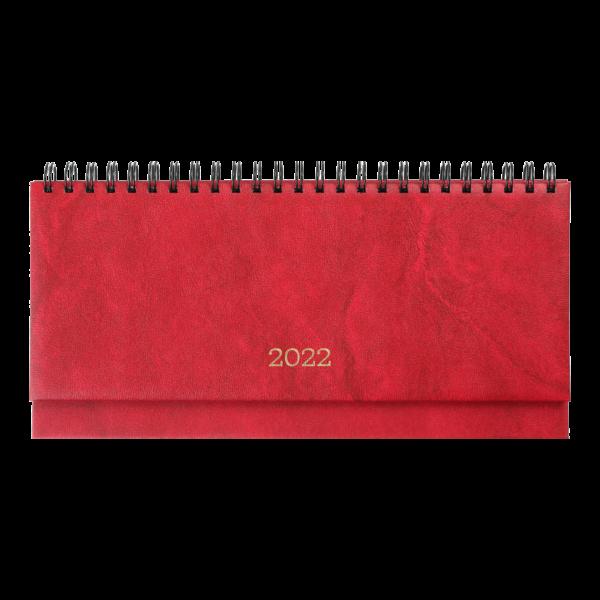 Планинг 2022 датированный BASE красный