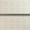 Планинг недатированный BASE серый 22416