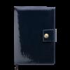 Ежедневник А5 недатированный DREAM синий, кремовый блок