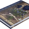 Ежедневник А5 недатированный ROMANTIC темно-синий 21876