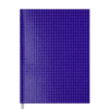 Ежедневник А5 недатированный DIAMANTE фиолетовый