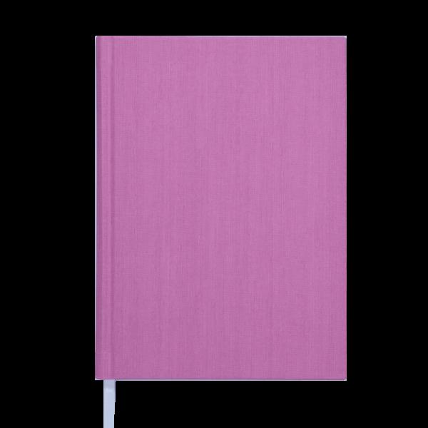 Ежедневник А5 недатированный ACTUAL светло-розовый