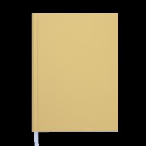 Ежедневник А5 недатированный BRILLIANT желтый