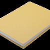 Ежедневник А5 недатированный BRILLIANT желтый 22060