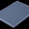 Ежедневник А5 недатированный BRILLIANT серый 22062