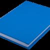Ежедневник А5 недатированный MEMPHIS голубой 22077