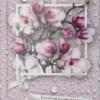 Ежедневник А6 недатированный DAISY светло-розовый