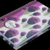Ежедневник А6 недатированный CELINE вишневый 22152