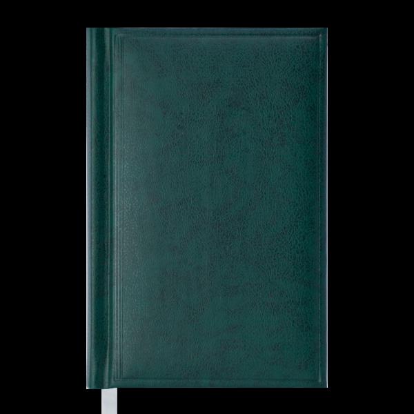Ежедневник А6 недатированный BASE (Miradur) зеленый