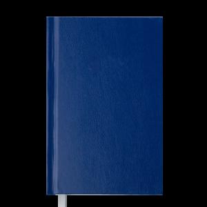Ежедневник А6 недатированный STRONG, синий