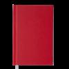 Ежедневник А6 недатированный STRONG, красный