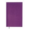 Ежедневник А6 недатированный PERLA, фиолетовый