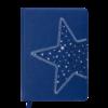 Ежедневник А6 недатированный STELLA синий