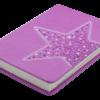 Ежедневник А6 недатированный STELLA фиолетовый 22407