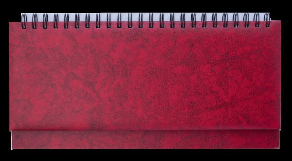 Планинг недатированный BASE бордовый
