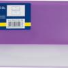 Папка-конверт DL на 4 отделения,  на липучке TRAVEL (евро-формат) 22476