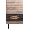Блокнот деловой RELAX, А5, 96л., обложка из кожзама, в линию, капучино 22597