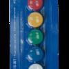 Магниты для доски 6шт, d-20мм, BM.0030-62