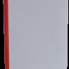 Папка пластиковая А4 с прижимной планкой, 15мм, ассорти цветов