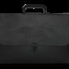 Портфель пластиковый А4 JOBMAX, 1 отделение, гладкий пластик
