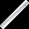 Линейка 30 см, алюминиевая BM.5800-30