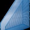 Лоток вертикальный, 355х245х80мм, металлический (син, зел, крас) 23275