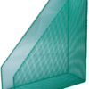 Лоток вертикальный, 355х245х80мм, металлический (син, зел, крас)