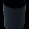 Стакан для ручек на 1 отделения круглый JOBMAX, пять цветов 23152