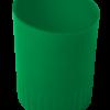 Стакан для ручек на 1 отделения круглый JOBMAX, пять цветов 23150