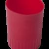 Стакан для ручек на 1 отделения круглый JOBMAX, пять цветов 23149