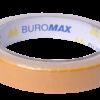 Скотч двухсторонний на пенной основе 18ммх2м  JOBMAX