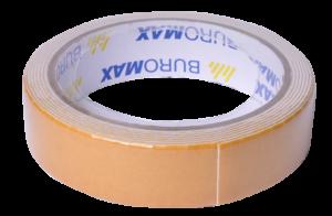 Скотч двухсторонний на пенной основе 24ммх2м  JOBMAX
