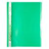 Папка пластиковая А4 на 5 отделений с прозрачным верхом, Axent 1312-A