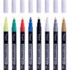 Маркер PAINT, арт.2571-A, толщина линии 1,8-2,2мм (8 цветов) для декоративных работ