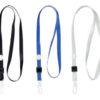 Шнурок для идентификатора с пластиковым карабином Axent 4531-A