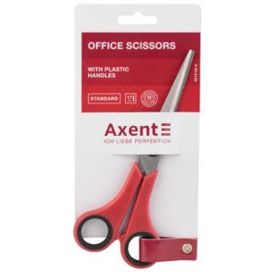 Ножницы офисные STANDARD 170мм, с резиновыми вставками