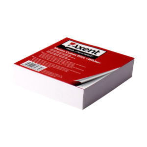 Блок бумаги для заметок Elite WHITE 90х90х20мм, 210 листов, белый
