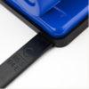 Дырокол пластиковый, пробивает до 16 листов (корпус в 3 цветах) 24865