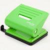 Дырокол пластиковый, пробивает до 16 листов (корпус в 3 цветах) 24867