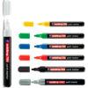 Лак-маркер Paint e-790 для промышленных и декоративных целей 2-3мм (8 цветов)