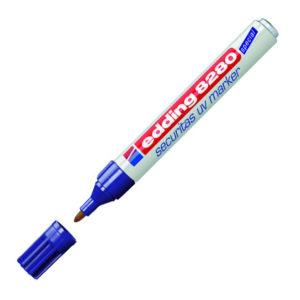 Маркер ультрафиолетовый Securitas UV e-8280, 1.5-3мм для скрытой маркировки