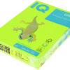 Бумага цветная NEOGN Neon Green, А4, 80г/м2, 500 листов, неоновый зеленый