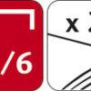 Степлер металлический настольный ADVANCED METAL №24/6, до 25 листов, синий 27769