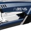 Степлер металлический настольный ADVANCED METAL №24/6, до 25 листов, синий