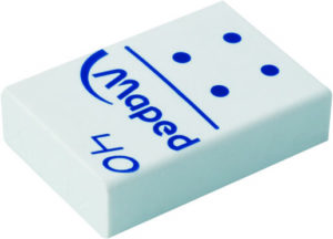 Ластик DOMINO 40 Maped MP.511240