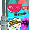Акварельные краски 12 цветов COLOR PEPS пластиковая упаковка + кисточка