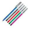 Ручка шариковая Style G7-3 UX-103, 1мм, 1500м (син, черн, красн, зел, фиол)