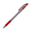 Ручка шариковая Maxflow UX-117, 0,7мм, 2000м (син, черн, красн, зел, фиол) 27240