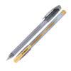 Ручка гелевая Trigel-2 UX-131, 0.5 мм, 1200м (золотая, серебряная)
